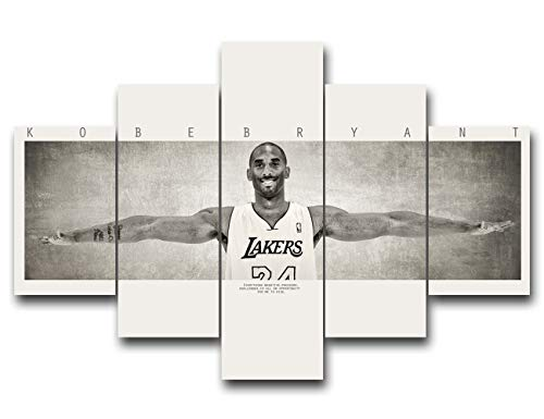 NBA Legend Wall Decoration (Many Styles)