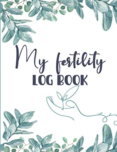 My Fertility Log Book: Track Cycles, OPK Tests And Temperature Daily