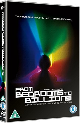 From Bedrooms to Billions [DVD] [2014] by Peter Molyneux