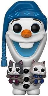 Funko Pop Disney: Olaf's Frozen Advenutre - Olaf with Cats Collectible Vinyl Figure