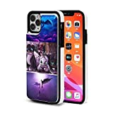 For Iphone 11 Case How To Train Your Dragon Double Magnetic Buckle Leather Card Slot Phone Case Iphone 11 Pro Max-6.5