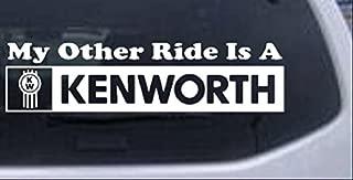 Best kenworth truck stickers Reviews