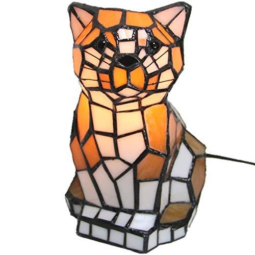 QXinjinxtd Lámparas para Habitaciones LED, Lámpara con Forma De Animal, Estudio De Un Dormitorio De Estilo Europeo, La Iluminación Accesorios de Dormitorio