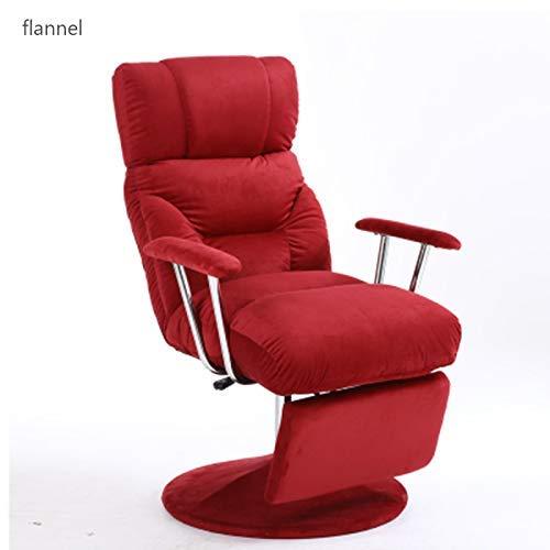 Jieer-C Ergonomische schoonheidsstoel, bank, bed, kruk, massage, draagbaar, oprolbaar op wieltjes, voetensteun kantelbaar, in hoogte verstelbaar, stoel, kantelbaar C