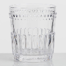 Clear Pressed Glassware Collection | World Market