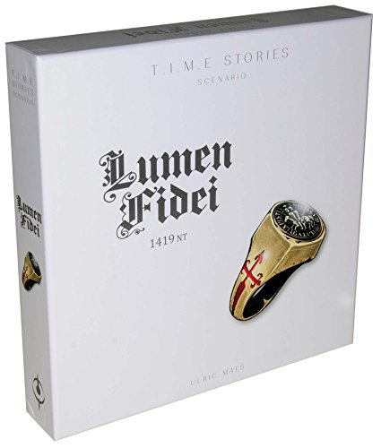 Time Stories Lumen Fidei 1419 Scenario Kit Board Game