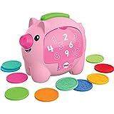 Cofrinho do Porquinho Conta Comigo, Fisher Price, Mattel