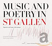 Muisc & Poetry in Saint Gall