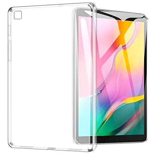 "Capa TPU Silicone Transparente Para Tablet Samsung Galaxy Tab A 10.1"" (2019) SM- T510 / T515"