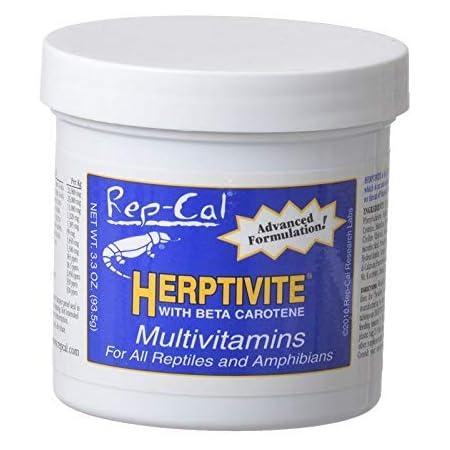 Rep Cal Herptivite Multivitamin 3.2oz