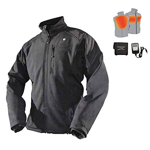 Cordless Men's Heated Jacket