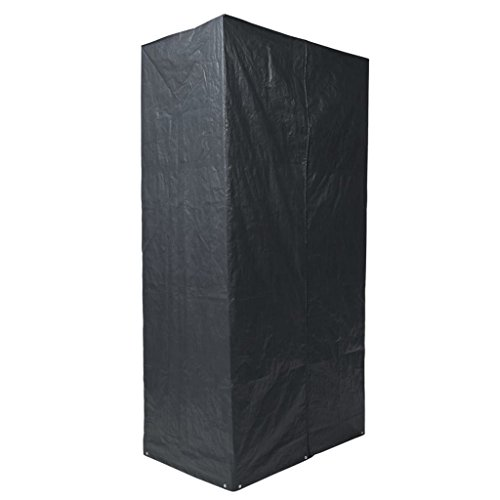 Ubbink Nature Hoge - Pantalones para Barbacoa (Talla L), Color Negro