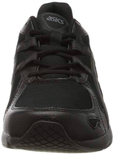 ASICS Gel-Lyte Runner 2, Zapatillas para Correr Hombre, Negro, 42 EU