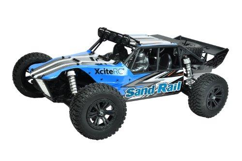 XciteRC Sand Rail 4WD RTR Macchina radiocomandata Brushless Blu