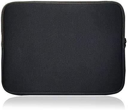 Sweet Tech SCHWARZ Laptop Schutzhülle Laptoptasche Neoprene, Sleeve Hülle Laptophülle Notebook Hülle Tasche für Fujitsu LifeBook A557 15.6 Inch Lapt