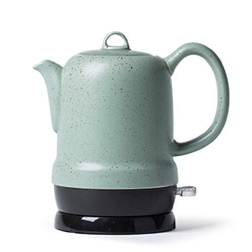 Hervidor de Agua eléctrico de cerámica de 1.7L, hervidor de Agua de...