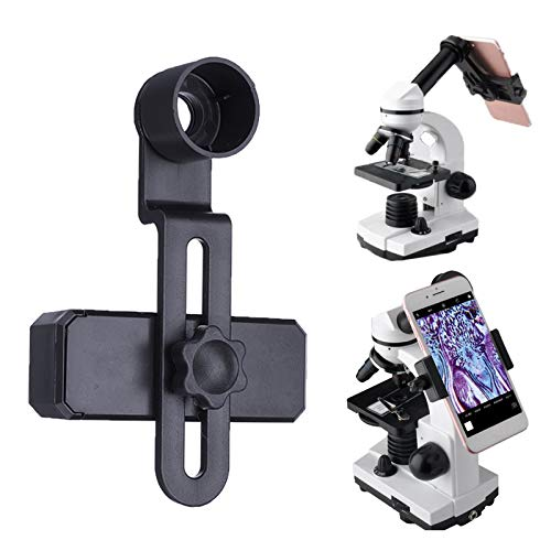 EsportsMJJ Microscope Lens Adapter Mobiele Telefoon Smartphone Clip Camera Adapter Connect Statief