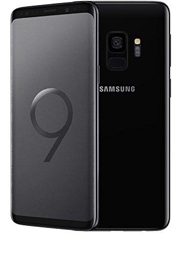 Samsung Galaxy S9, 64GB, Midnight Black - For T-Mobile (Renewed)