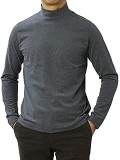CIRCOLO 1901 チルコロ 1901 CN2364 コットン 天竺ニット モックネック ロングスリーブ Tシャツ