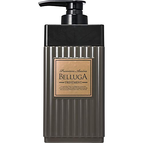 Belluga Japan Salon Premium Amino Hair Treatment - 400ml (Green Tea Set)