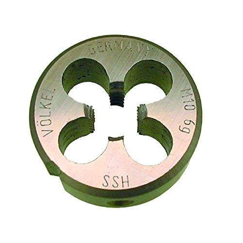 Volkel Matrice 55.038/de pr/écision Fili/ère en acier rapide filetage G3//8/x19/pour tuyau en