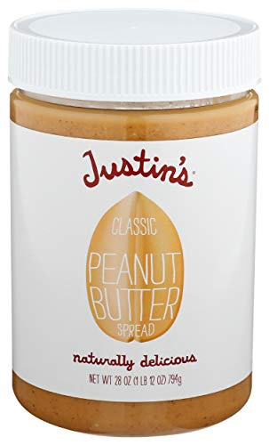 Justins, Peanut Butter Spread Classic, 28 Ounce