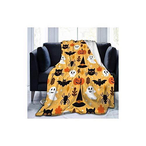 zhengshi berwurfdecke UAS Flagge Feuer REH Ultraweiche Micro-Fleecedecke 152,4 x 127,7 cm warme Decke fzhengshi r Frau Bett Couch Decke Leichte Decke