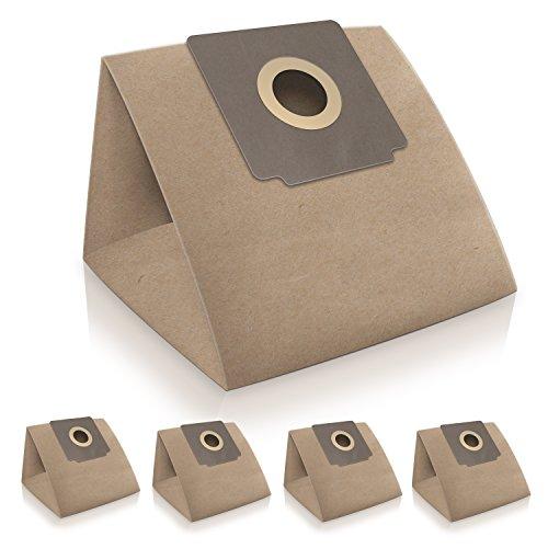 Bolsas de polvo para aspiradora Zelmer Odyssey (5 unidades, papel)