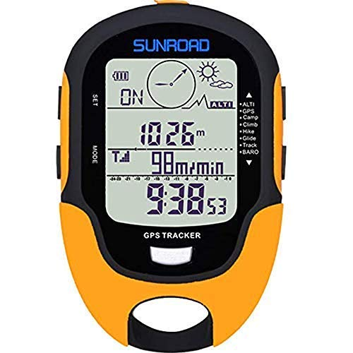 SUNROAD GPS Digital Impermeable Aire Libre Deportes