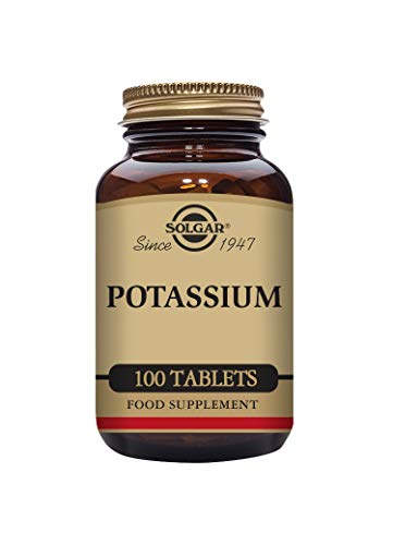 Solgar Potassium Tablets - Pack of 100