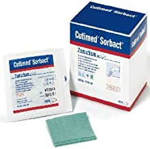 MCK21622101 - Bsn Jobst Wound Dressing Pad Cutimed Sorbact 4 X 4 Inch