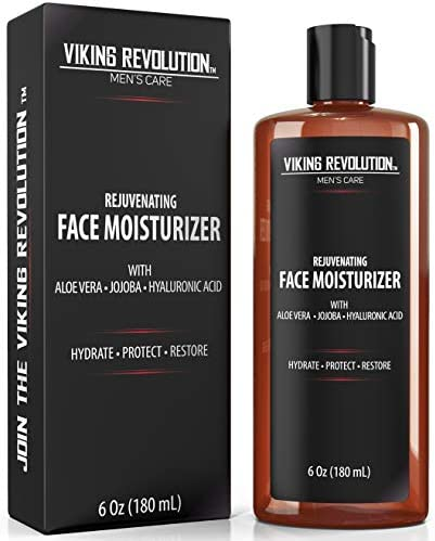 Mens Face Cream Natural Face Moisturizer Cream for Men Skincare for Anti Wrinkle Anti Aging product image