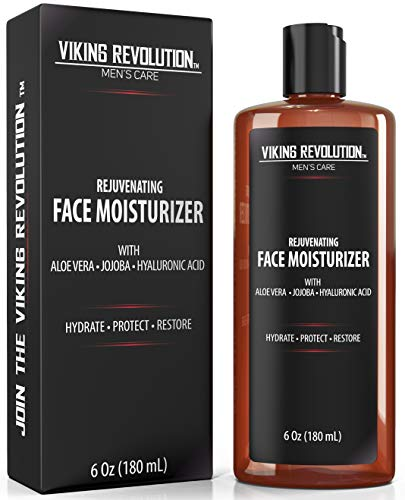 Mens Face Cream - Natural Face Moisturizer Cream for Men Skincare for Anti Wrinkle & Anti Aging Facial Cream for Men, Mens Face Care