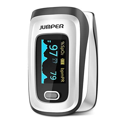 JUMPER Oxímetro de Pulso...