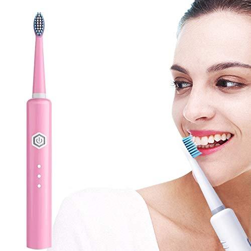 Opladen via USB elektrische tandenborstel kinderen volwassenen schoonmaken met tandenborstel ultrasone Dupont Brush IPx7 waterdicht