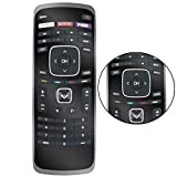 New Replacement Smart TV Remote Control XRT112 Controller Work with Vizo LCD LED HD Smart TV E280I-A1 E280I-B1 E291I-A1 E280I-A1 E291I-A1 E500D E320i-A0 E370i-A0 E420i-A0 E470i-A0 E500i-A0