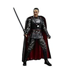 MOFF GIDEON: Imperial Moff Gideon is fiercely determined to capture a specific quarry. Clever and formidable, Gideon values power and knowledge THE MANDALORIAN SERIES-INSPIRED DESIGN: Fans and collectors can imagine scenes from the Star Wars Galaxy w...