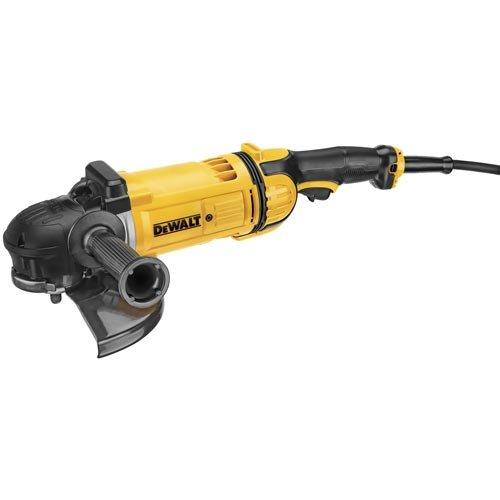DEWALT Angle Grinder, 9-Inch, 6,500 RPM, 4.7-HP (DWE4559CN) , Yellow
