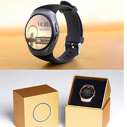 Explosieve modellen for de buitenlandse handel, KW18 slimme horloges, Bluetooth mobiele telefoon bellen horloges, hartslagmeting horloges, duale systeem compatibel explosie modellen.