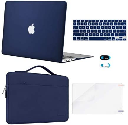 MOSISO Compatible with MacBook Air 13 inch Case A1369 A1466 Older Version 2010 2017 Release product image