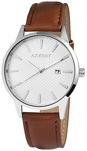 Akzent Reloj de pulsera ak0077analógico de cuarzo 2900008