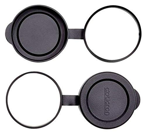 Opticron Rubber Objective Lens Covers 42mm OG M Pair fits models with Outer Diameter 51~52mm