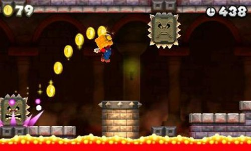 『New スーパーマリオブラザーズ 2 - 3DS』の6枚目の画像
