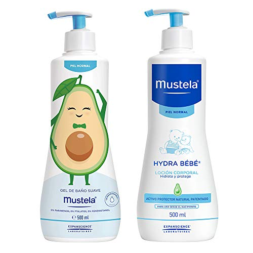 mustela shampooing doux fabricante Mustela