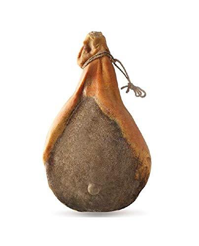 Prosciutto stagionato a Bassiano con osso c.a 9 kg ,affumicato su legno di faggio Senza glutine e lattosio