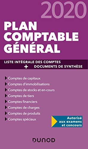 Plan comptable général 2020 - Plan de comptes & documents de synthèse: Plan de comptes & documents de synthèse (dépliant séparé) (2020)