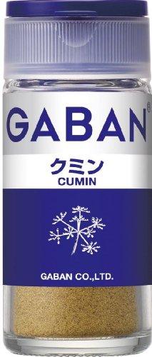 ギャバン クミン 瓶15g