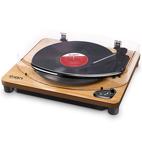 Ion Audio Air Lp - Platine Vinyle Bluetooth