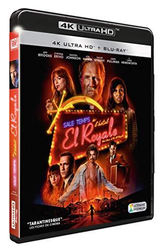Bad Times at the El Royale [Blu-Ray] [Region Free] (Deutsche Sprache. Deutsche Untertitel)