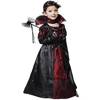chiber Disfraces Disfraz de Maléfica para Niña (Talla 8): Amazon ...